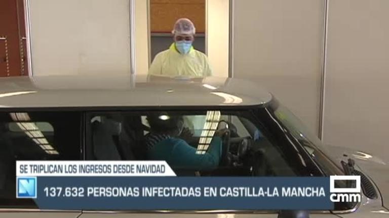 Brote en la residencia de mayores de Mahora (Albacete): medio centenar de contagios, y otras noticias de Castilla-La Mancha