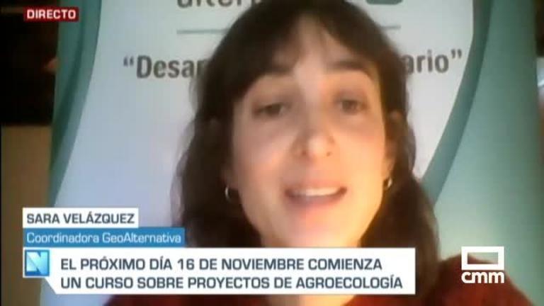 Entrevista a Sara Velázquez