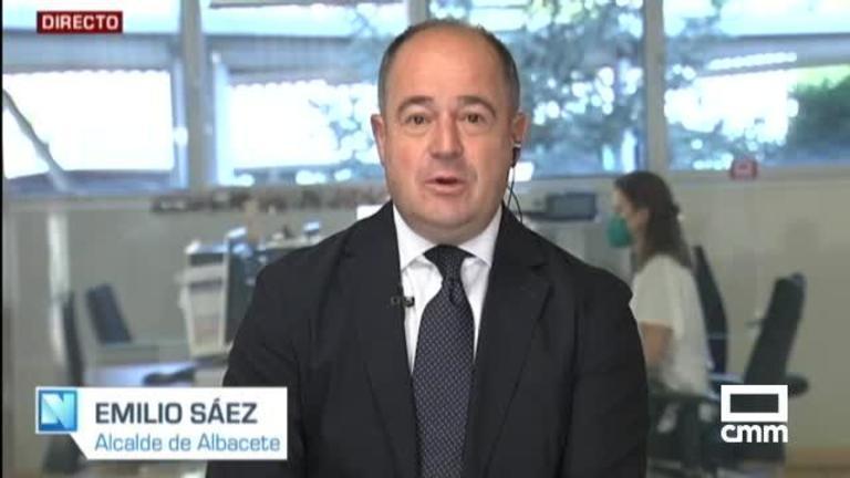 Entrevista a Emilio Sáez