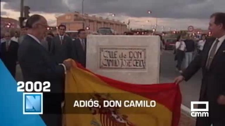 Adiós, don Camilo