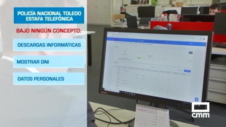 Alerta de estafa telefónica: suplantan al servicio técnico de Microsoft en Toledo y Ciudad Real