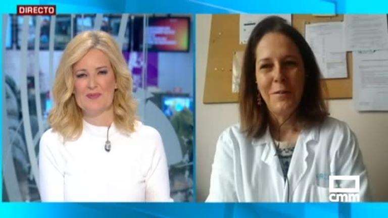 Entrevista  a Carmen Cámara
