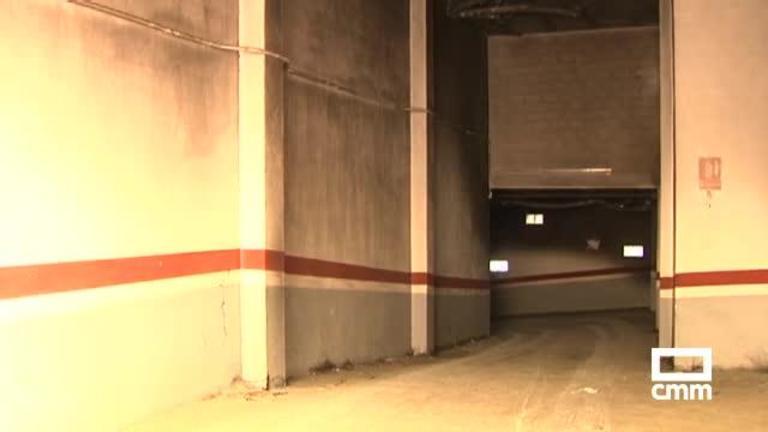 Doce viviendas desalojadas en Chinchilla (Albacete) por incendio en garaje comunitario