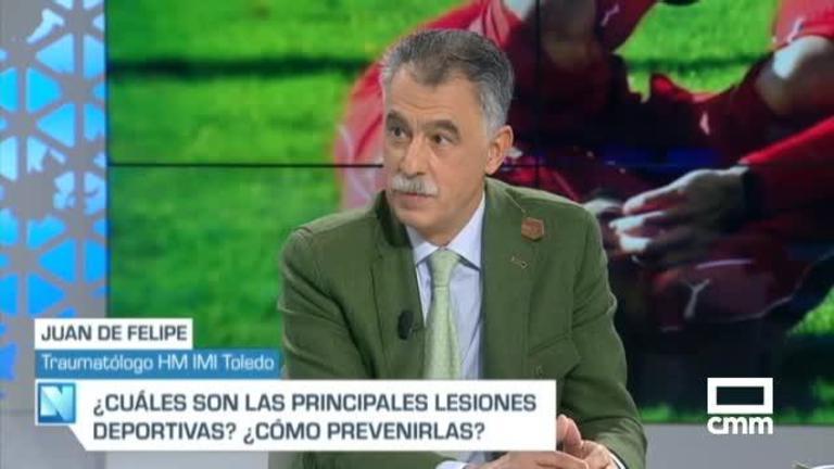 Entrevista a Juan de Felipe