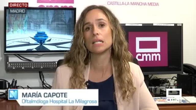 Entrevista a María Capote