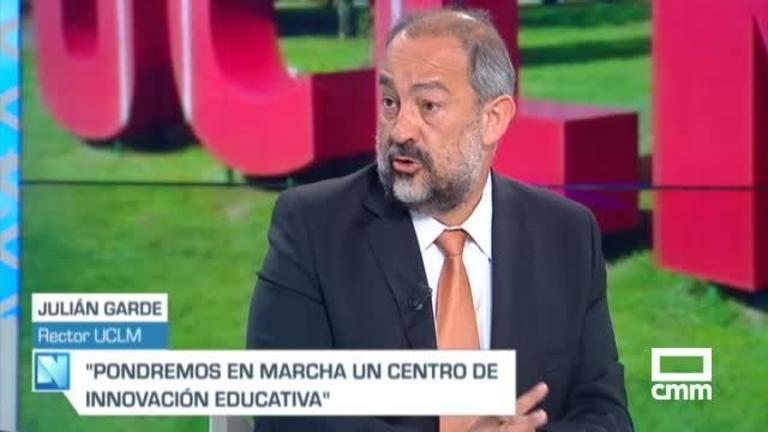 Entrevista a Julián Garde