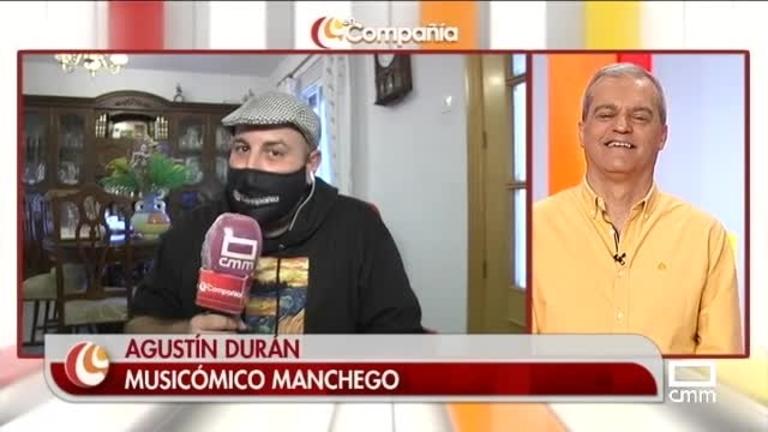 Agustín Durán y Celestina, nuestra mayor fan