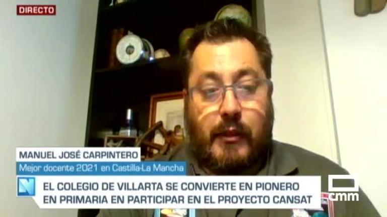 Entrevista a Manuel Carpintero