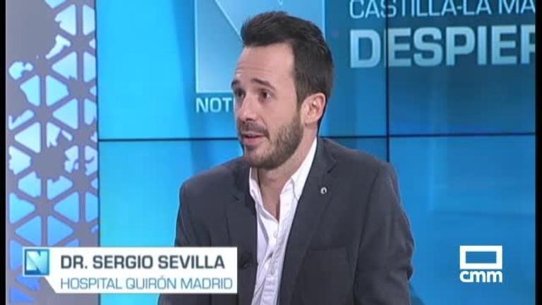 Entrevista a Sergio Sevilla