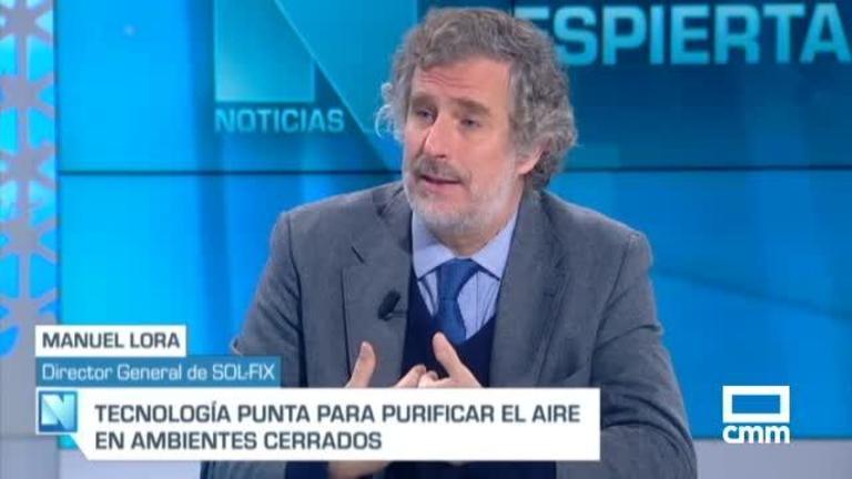 Entrevista a Manuel Lora