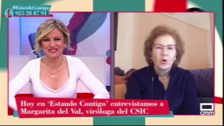 Margarita del Val, en CMM: