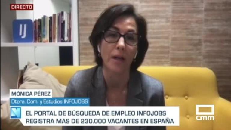 Entrevista a Mónica Pérez