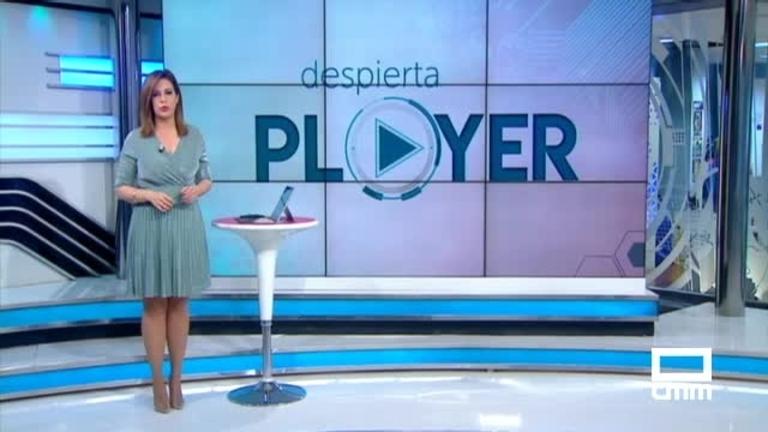 Despierta Player con Cristina Medina  18/03/2021