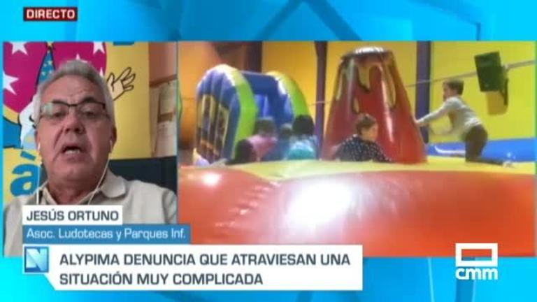 Entrevista a Jesús Ortuno