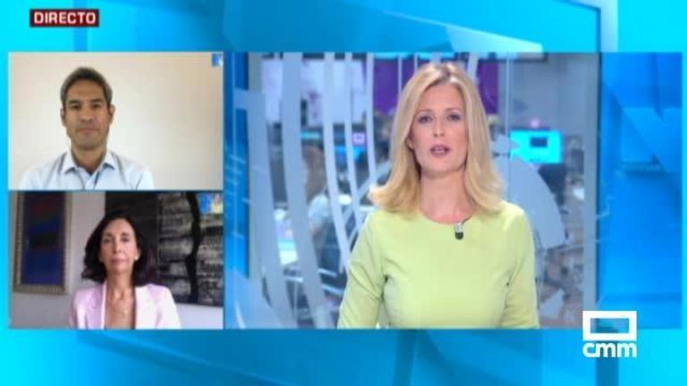 Entrevista a Orlando Bergara e Isabel Colomina
