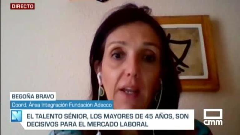Entrevista a Begoña Bravo