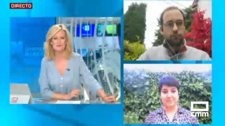 Entrevista a Daniel Silvo y Lucía Serraller