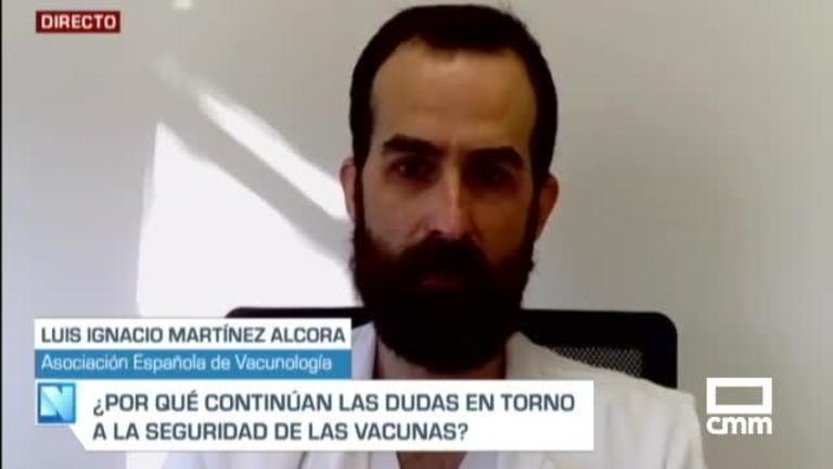Entrevista a Luis Ignacio Martín