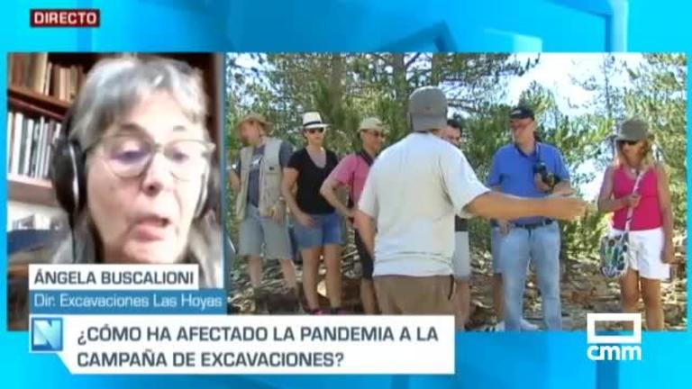 Entrevista a Ángela Buscalioni