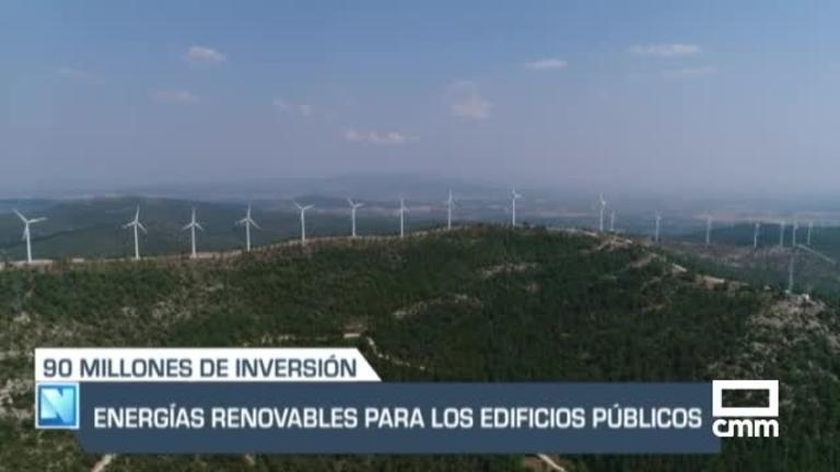 90 millones de euros para energías renovables, y otras noticias de Castilla-La Mancha