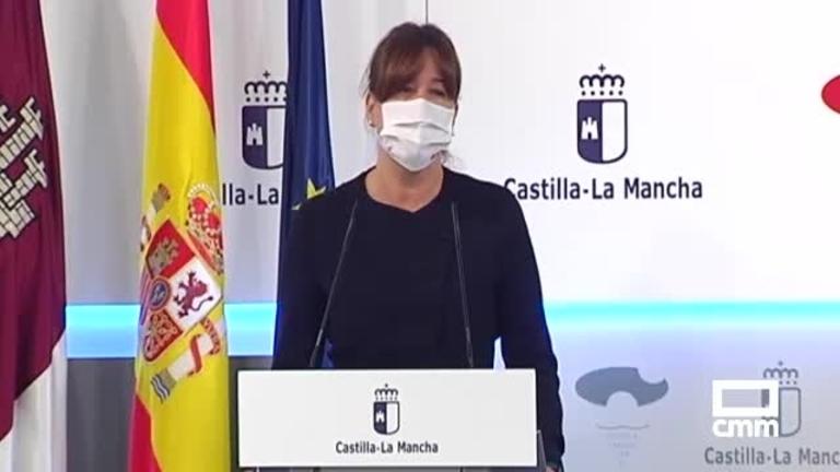 Castilla-La Mancha pide el estado de alarma con el respaldo de PSOE, PP y Cs