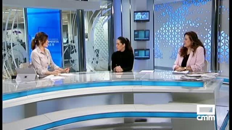 Entrevista a Asunción Díaz y Sara Mena