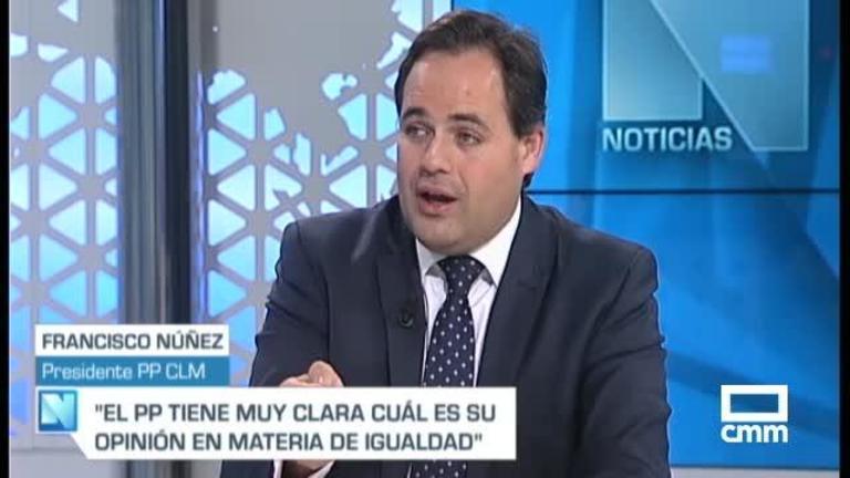 Paco Núñez, en CMM: La Ley de Violencia de Género debe tener presupuesto