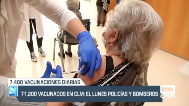 Cinco noticias de Castilla-La Mancha, 5 de marzo de 2021