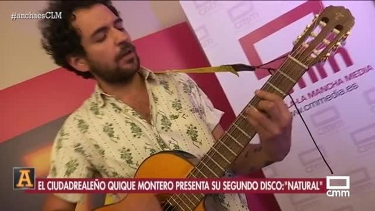 Quique Montero presenta su segundo disco