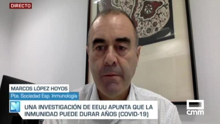 Entrevista a Marcos López