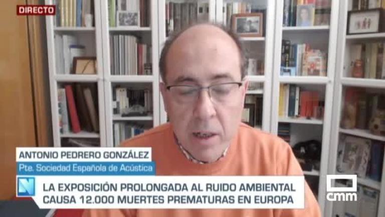 Entrevista a Antonio Pedrero
