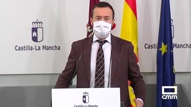 El Gobierno de Castilla-La Mancha, a disposición de la empresa de Siemens Gamesa de Cuenca tras el aviso de cierre