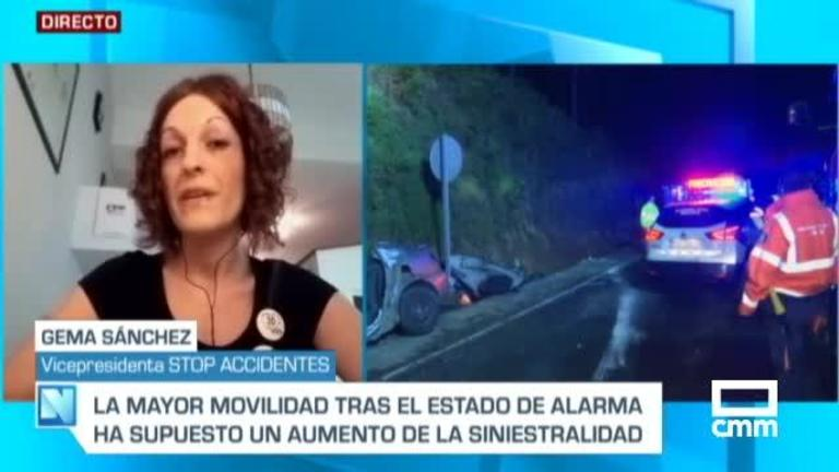 Entrevista a Gema Sánchez
