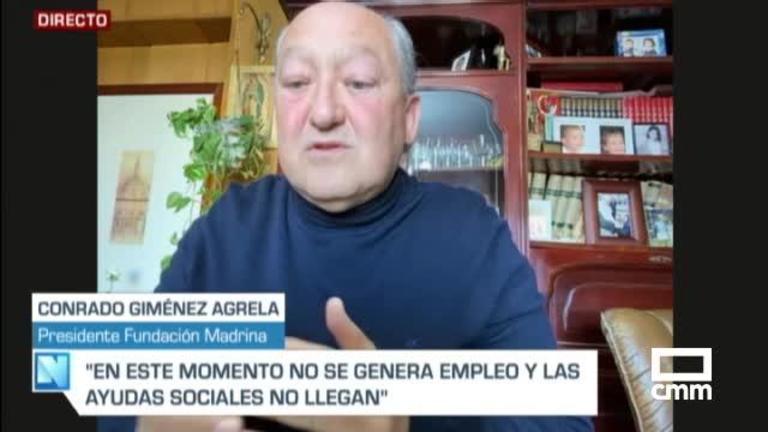 Entrevista a Conrado Giménez