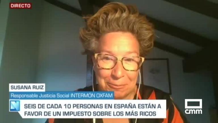 Entrevista con Susana Ruiz