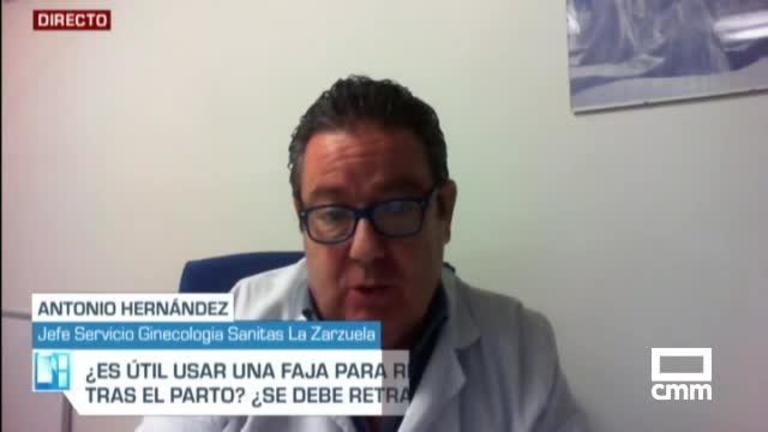 Entrevista a Antonio Hernández