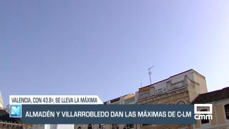 Cinco noticias de Castilla-La Mancha, 13 de agosto de 2021