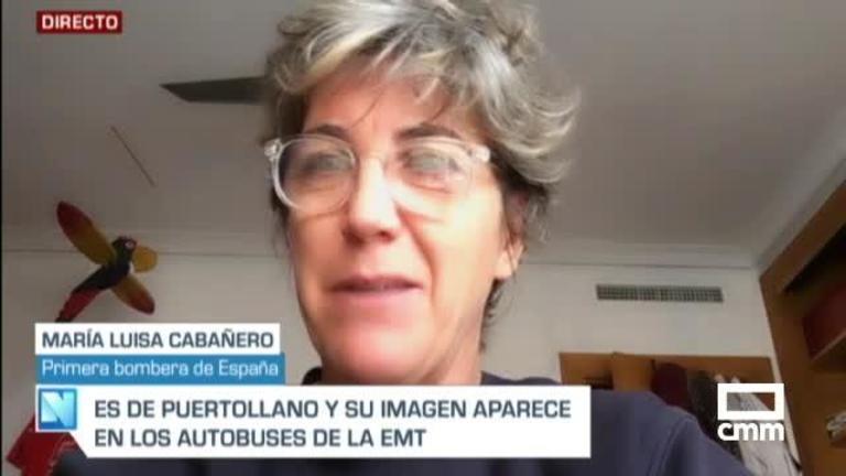 Entrevista a Mª Luisa Cabañero