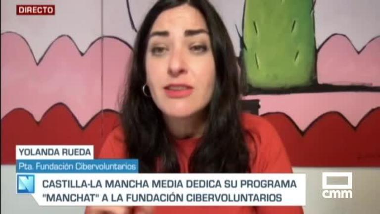Entrevista a Yolanda Rueda