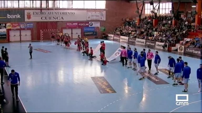 Balonmano Copa EHF: Liberbank Cuenca - HC DROBOGEA SUD