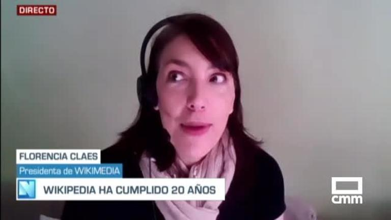 Entrevista a Florencia Claes