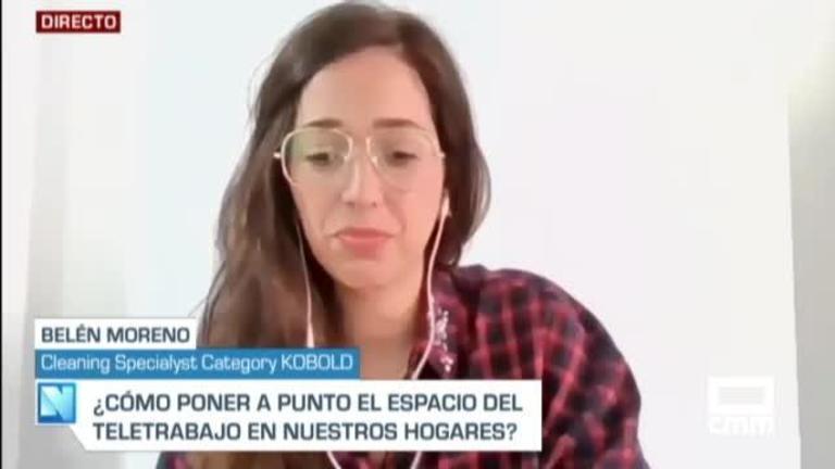 Entrevista a Belén Moreno