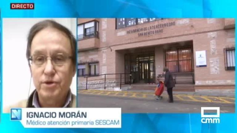 Entrevista a Ignacio Morán