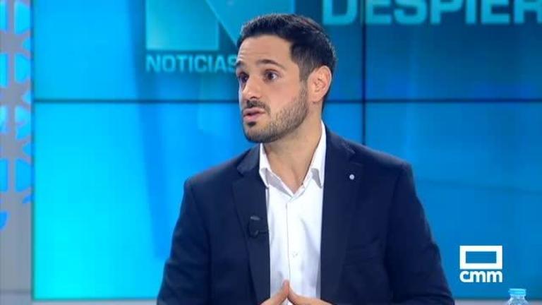 Entrevista Pablo Sarrión