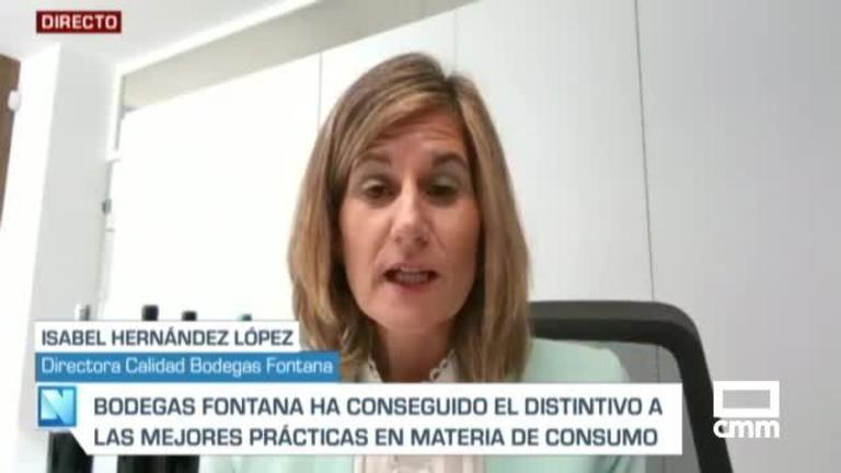 Entrevista a Mª Isabel Hernández López