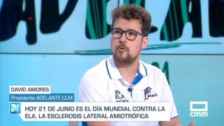 Entrevista a David Amores