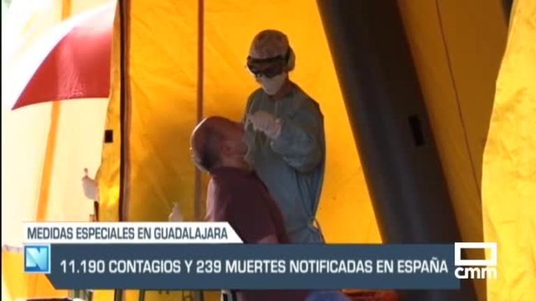 Plan de contingencia en el hospital de Toledo, y otras noticias de Castilla-La Mancha