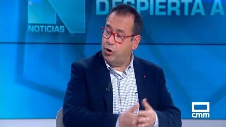 Entrevista Juan Ramón Crespo