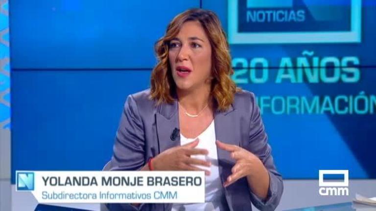 Entrevista a Yolanda Monje