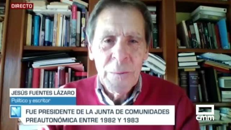 Entrevista a Jesús Fuentes Lázaro